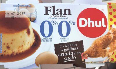 Flan Dhul 0%
