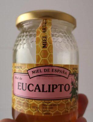 Miel eucalipto