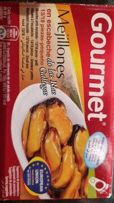 Mejillones Gourmet