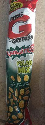 Pipaas Pelao Mixx