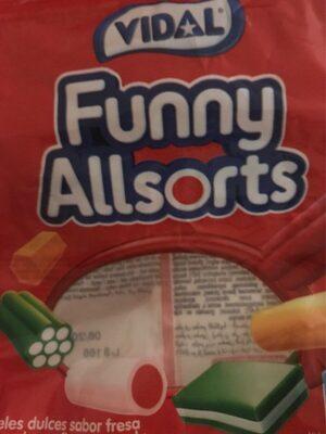 Funny Allsorts