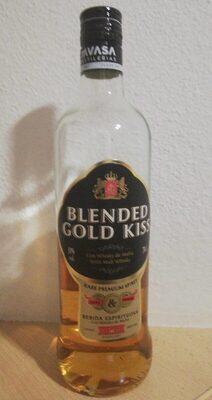 Blended Gold Kiss Whisky