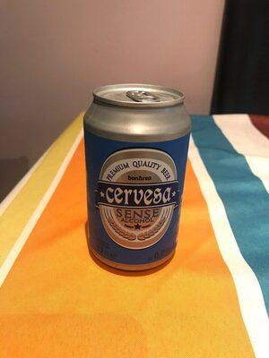 Cerveza sin