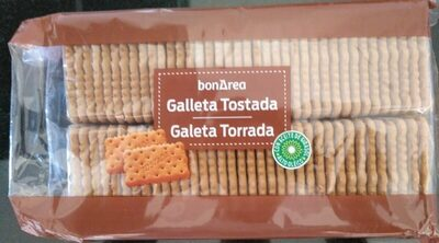 Galleta Tostada