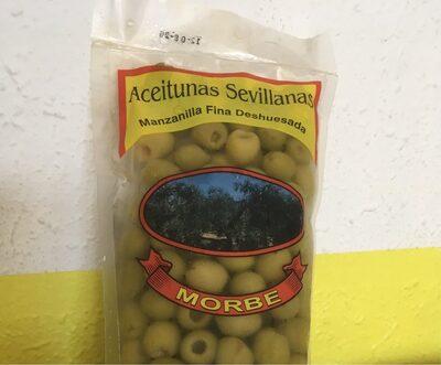 Aceitunas Sevillanas