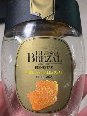 Miel con jalea real