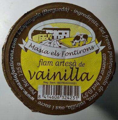 Flam Artesa Vainilla