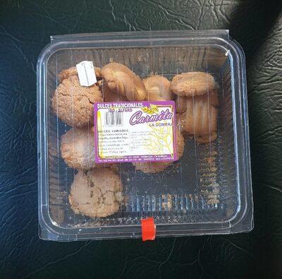 Dulces tradicionales IBO - ALFARO