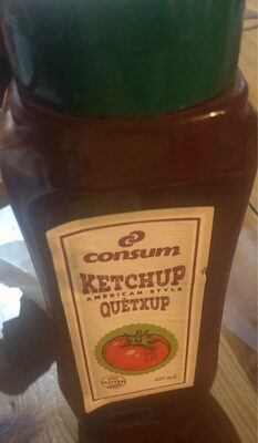 American style ketchup