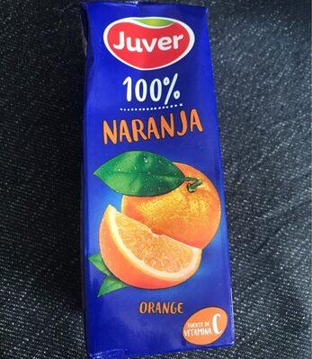 100% Naranja