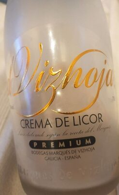 Crema de licor d'Vizhoja