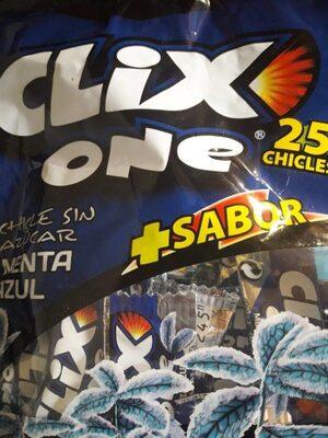 Clix One - Menta Azul