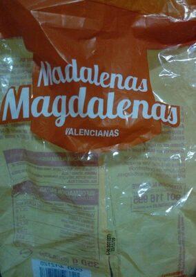 Madalenas magdalenas valencianas