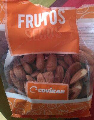 Frutos secos crudos