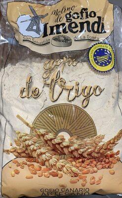 GOFIO DE TRIGO