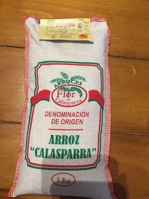 Arroz D.O. Calasparra saco 1 kg