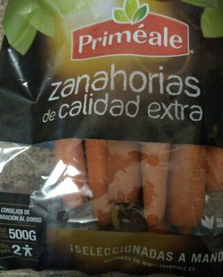 Zanahorias Priméale