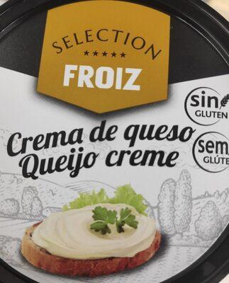 Crema que queso de cabra