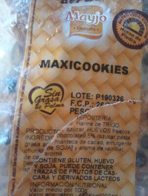 Maxicookies