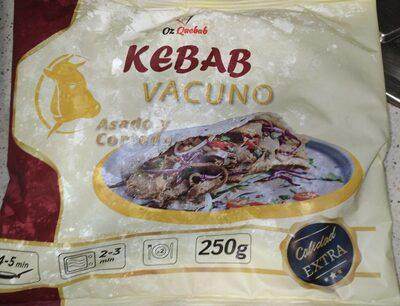 Kebab Vacuno