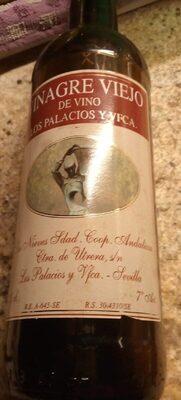 vinagre viejo de vino