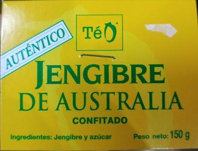 Jengibre de Australia Confitado