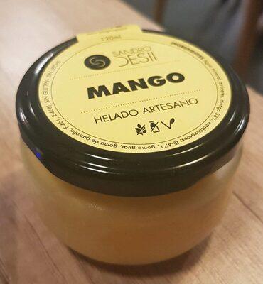 Barattolino de Mango
