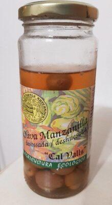 Oliva Manzanilla deshuesada