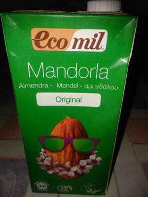 Mandorla Original Amande - Ecolim