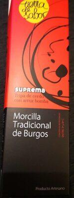 Morcilla Tradicional de Burgos