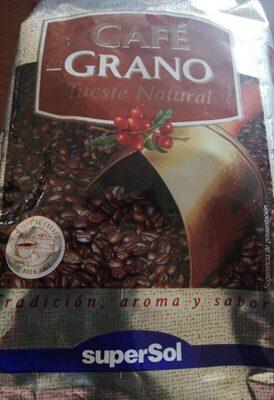 Café Grano tueste natural