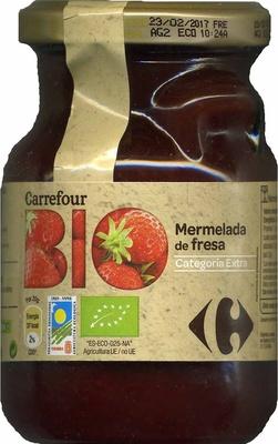 Mermelada de fresa ecológica Carrefour Bio