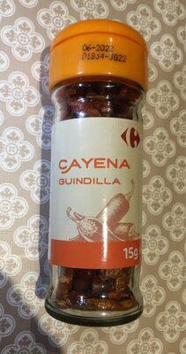 Cayena Guindilla