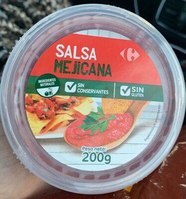 Salsa mejicana