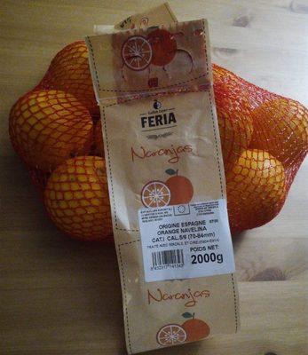 Orange Filet Naveline,