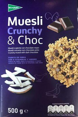 Muelsi crunchy & choc