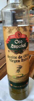 Aceite de Oliva Oro Español