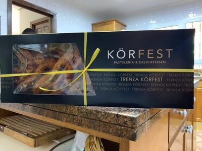 Trenza Korfest Berlys