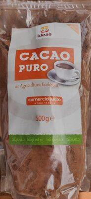 Cacao Puro de Agricultura Ecológica