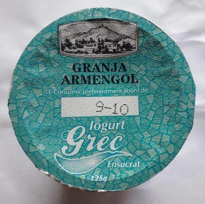 Iogurt Grec