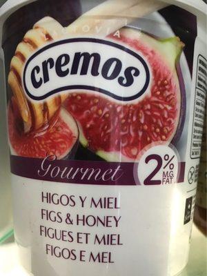 Cremos gourmet 2%