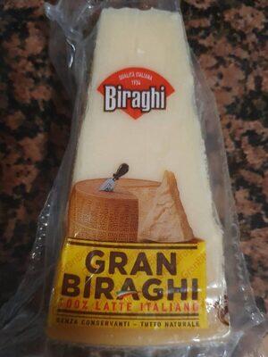 Queso Gran Biraghi