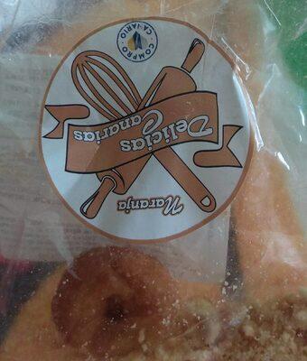 Bollos Fritos Naranja