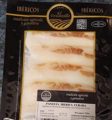 Panceta Ibérica Curada