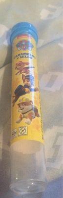 Bonbons+tampons paw patrol