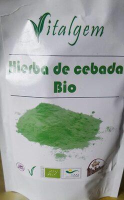 Hierba de Cebada Bio