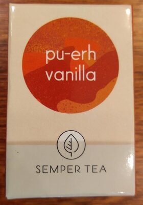 Pu-erh Vanilla