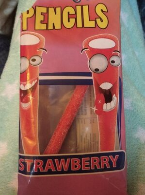 Pencils Strawberry