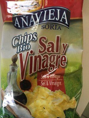 Chips Sel & Vinaigre