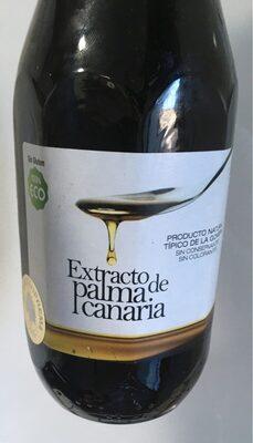 Extracto de Palma Canario